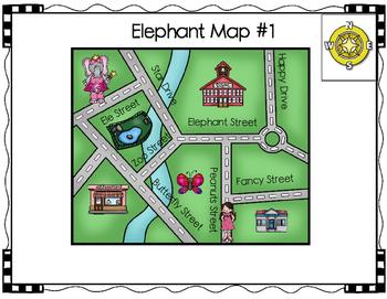 Elephant Maps