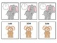 Elephant & Mouse Learn To Tell Time! - Centers -  Time to the Hour and Half Hour