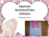 Elephant Nonfiction/Fiction Literature