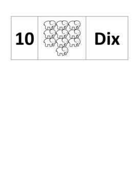 Elephant Number Puzzle (En Français)