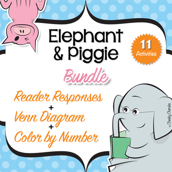 Elephant & Piggie - BUNDLE