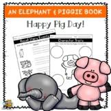 Elephant & Piggie Happy Pig Day! Book Companion| Digital