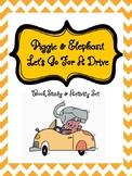Elephant & Piggie Let's Go For A Drive
