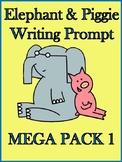 Elephant & Piggie Writing Prompt MEGA Pack 1