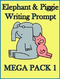 Elephant & Piggie Writing Prompt MEGA Pack 1