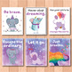 Elephant Classroom Decor - Posters for Back to School Bulletin Boards