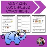 Elephant Toothpaste Experiment