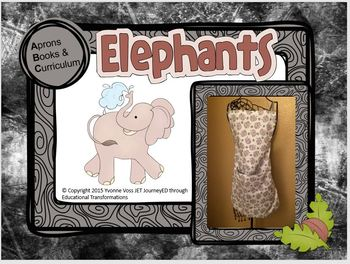 Elephant Unit (Literacy and Math Activities)
