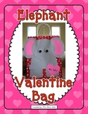 Valentine Elephant Bag (Craft)