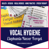 Elephant Vocal Hygiene