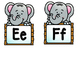 Elephant/Zoo Theme Word Wall (Dollar Deal)