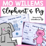 Elephant and Piggie - Mo Willems Book Study