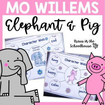 Elephant and Piggie Activities