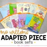 Elephant and Piggie Adapted Piece Book Set [25 book sets i