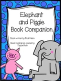 Elephant and Piggie Book Companion (20 Print and Go Pages)