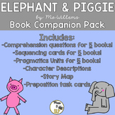 Elephant and Piggie Book Companion Pack
