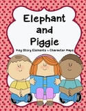Elephant and Piggie Key Elements and Character Maps