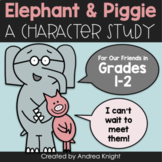 Elephant and Piggie Pack (Supplemental Materials to Suppor