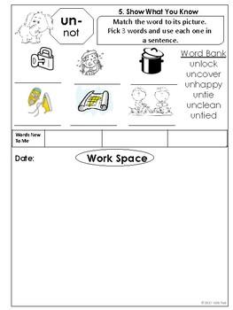 Elephant's Daily Vocabulary Builder Prefix Edition Sampler