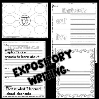 Distance Learning Elephants Nonfiction Guided Reading Passages