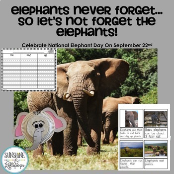 Non Fiction: Elephants Never Forget So...Let's Not Forget the Elephants: