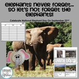 Non Fiction: Elephants Never Forget So...Let's Not Forget