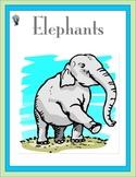 Elephants Thematic Unit