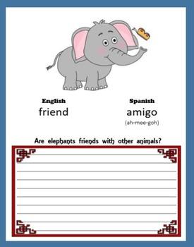 Elephants:  Write a Paragraph