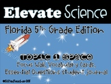 Elevate Science Grade 5: Topic 1 Space Focus Wall