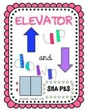 Elevator Game Shapes