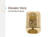 Elevator Story - Narrative Writing and the Plot Diagram
