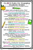 Eleven Rules for Engaging Students' Brains