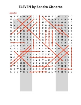 Eleven Word Search