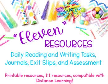 """Eleven"" by Sandra Cisneros: 120 Page Common Core  Unit & Resources"