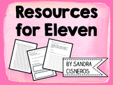 Eleven by Sandra Cisneros - Activities & Projects