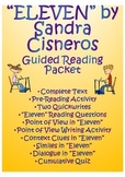 Eleven by Sandra Cisneros- Guided Reading Unit