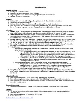 Lesson: Eleven by Sandra Cisneros Lesson Plan, Worksheet ...