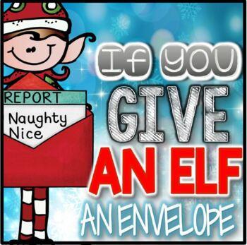 Classroom Elf Activity Packet