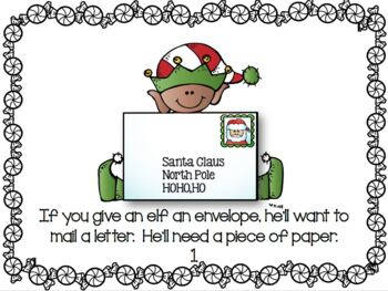 Elf on the Shelf Classroom Activity Packet