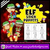 Christmas Craftivities (Elf Crafts)