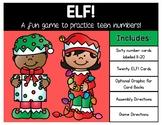 Elf! A Teen Numbers Game