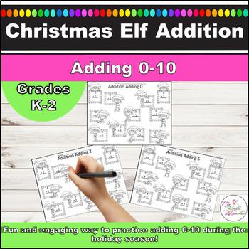 Elf Addition Adding 0-10