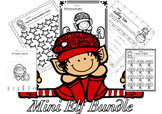 Elf Math Mini Bundle - Christmas Activities and Holiday Fun!