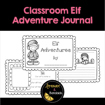 Elf Adventure Journal