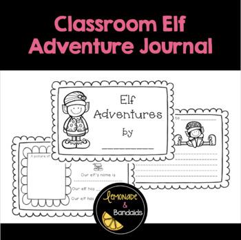 Elf Adventure Journal