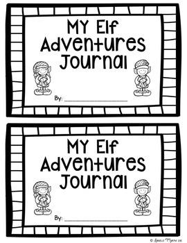 Elf Adventures to Accompany your Classroom Elf