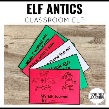 Elf Antics: A Mischievous Freebie!