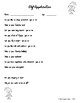 Elf Application & Persuasive Argument Writing Activity * CCSS