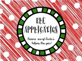 Elf Application and Writing Activity