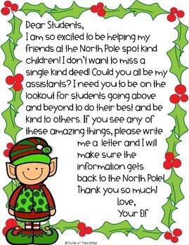 Elf Assistant: Christmas Kindness Helper